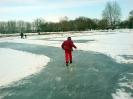 Ha elég vastag a jég, lehet korcsolyázni